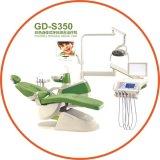 LEDセンサーランプが付いているGladentの高品質の多彩な歯科単位