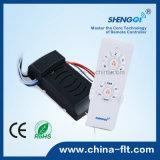 telecomando senza fili del ventilatore di soffitto di conversione di frequenza di 220V rf