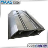 Perfil de aluminio industrial de la aleación revestida de la protuberancia del polvo