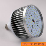 Bulbos de aluminio de la carrocería LED del poder más elevado E27/E40