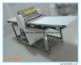Pasta commerciale Sheeter di larghezza della cinghia del forno 600mm con il banco di lavoro