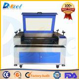 Granit élevé de promotion, pierre, machine de gravure de laser de CO2 de pierre tombale Dekj-1060