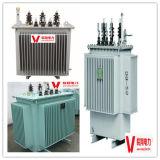 Il trasformatore /Oil di energia elettrica ha immerso il trasformatore