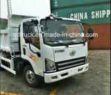 De gloednieuwe Vrachtwagen van de Stortplaats van de Ton van FAW 4X2 3-5