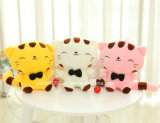 Cute Stuffed Cartoon Design Plush Animal Toy Cat