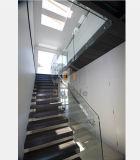 Escaleras de madera modernas de los fabricantes de la escalera