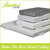 10 ans d'expérience de mur de tuile externe en aluminium anti-calorique de revêtement