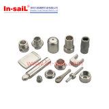 Peças de alumínio de giro do CNC da precisão