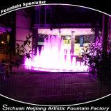 Fontaine musicale d'hôtel de danse