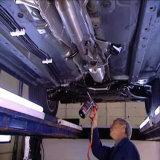 Nevel Undercoating van de Nevel van Undercoating de Met rubber bekleede Auto