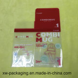 Freies Haustier-Plastikpaket-Kasten für Baby-Becher