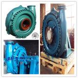Het Gebruik van de mijnbouw Horizontale en van de Baggermachine en van het Grint van het enig-Omhulsel de Pomp van de Dunne modder