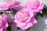 고품질 가정 결혼식 훈장을%s 빨간 로즈 인공 꽃