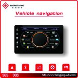 Auto-Multimedia-Video und Audiosystem GPS