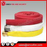 Manichetta antincendio variopinta del rivestimento del PVC del rivestimento del poliestere per il sistema di lotta antincendio