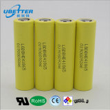 高容量の18650電池セル3.7V