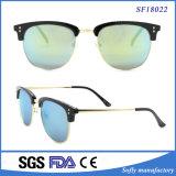 Frauen-Spiegel-Sonnenbrille-Cer-Markierung der Form-Replik-UV400 der Sonnenbrille-2017