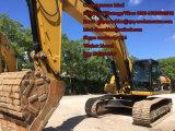 Maquinaria pesada usada PC120-6 de segunda mano de KOMATSU del excavador de la correa eslabonada para la venta