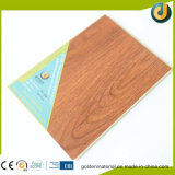 Umidade - revestimento do PVC da fábrica da prova para o agregado familiar