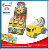 Förderndes Betonmischer-LKW-Spielzeug mit Süßigkeit