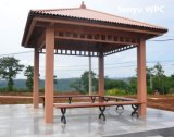 Pavilhão verde do jardim do material de construção de WPC