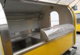 Beste Qualität, mobiler Nahrungsmittel-LKW-Kiosk-Maschinen-Behälter