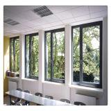 Австралийское стандартное алюминиевое сползая окно с Tempered стеклом