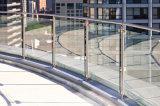 Trilhos de vidro interiores Tempered da escada com AS/NZS2208: 1996, BS6206, certificado En12150