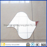 Prezzo decorativo 2017 dello specchio della parete 3mm della Cina Frameless