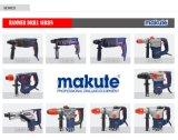 Herramientas vendedoras calientes del taladro de martillo de Makute (HD002)