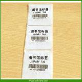Costumbre QR Code Papel Ntag213 NFC etiqueta