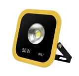 Luz de inundação ao ar livre quente IP65 do diodo emissor de luz da venda 50W de RoHS do Ce