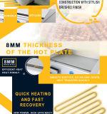 Griglia elettrica /Griddle, piastre commerciali della lamina piana dell'acciaio inossidabile di /Restaurant dell'hotel