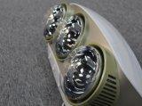 De Verwarmer van de badkamers met Ceramische Verwarmer Drie de Gouden Verschillende Stijl van de Lamp