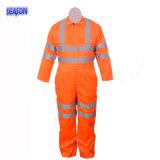 パッドを入れられたオーバーオール、つなぎ服、仕事着、安全摩耗、保護Workwearの仕事着