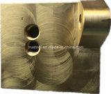 Soemcnc-maschinell bearbeitenfaßbinder Messing-CNC-Teil