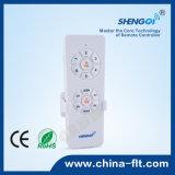 Ventilador da C.C. de controle remoto com um ajuste Breezing