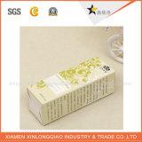 Fabriek die het Kosmetische Vakje van de Verpakking van het Document vouwen