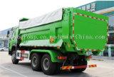 판매를 위한 Wd615 엔진 HOWO 6X4 10 바퀴 덤프 트럭