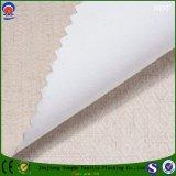 Tela tecida impermeável da cortina do poliéster de matéria têxtil Home