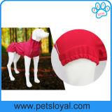Vestiti di media grandezza del rivestimento del cane di animale domestico della fabbrica