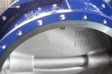 De Van een flens voorzien Vleugelklep van Dbv Dn700 Wcb