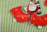 Weihnachten Ornaments Resin Fridge Magnet für Promotion (YH-RFM019)