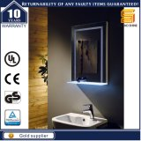 Стена IP44 установила зеркало ванной комнаты СИД загоранное Frameless
