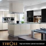 品質の台所単位Tivo-0077hが付いている予算の台所食器棚のための贅沢な基本的な食器棚