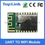 Niedrige Kosten Esp8266 Uart zur WiFi Baugruppe für das Internet des Sache-Radioapparates sendend und empfangend