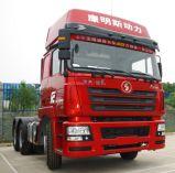 Cummins Engine 6X4 트랙터 헤드 트럭을%s 가진 Shacman 트랙터 트럭
