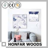 Decorazione di legno della cornice di arte della parete di stampa