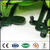 Aangepaste PE Materiële Plastic Kunstmatige Groene Wijnstokken