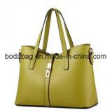 新しい方法ハンド・バッグの黒の弓袋PUの女性(BDMC005)のための革肩のBowknotのハンド・バッグ